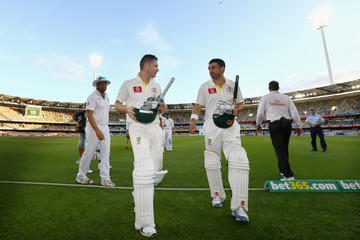 Ed Cowen Australia v South Africa - First Test: Day 3