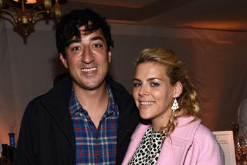 Ed Droste Refinery29 Los Angeles Holiday Party Hosted By R29 Editor-At-Large Drew Barrymore At The Sunset Tower Hotel