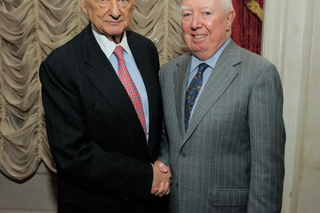 James F. Gill Ed Koch Celebrates 85th birthday and 20th Anniversary at  Bryan Cave LLP