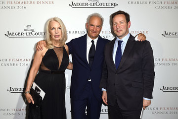 Ed Vaizey Jaeger-LeCoultre Hosts Dinner - The 69th Annual Cannes Film Festival
