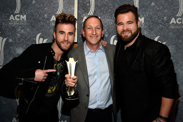 Ed Warm 9th Annual ACM Honors - Backstage and Audience