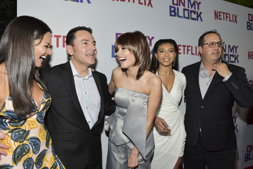 Eddie Gonzalez Premiere Of Netflix's 'On My Block' - Red Carpet