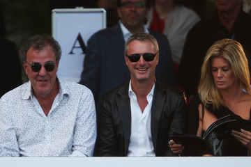 Eddie Irvine Amber Lounge Fashion in Monaco