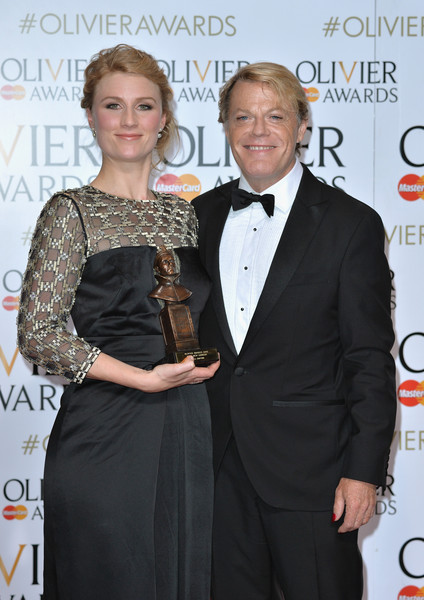 Eddie Izzard Jessica Swale Photos - 1 of 2