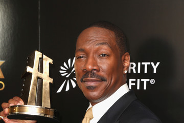 Eddie Murphy 20th Annual Hollywood Film Awards - Press Room