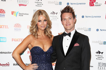 Eddie Perfect 2013 Helpmann Awards - Arrivals