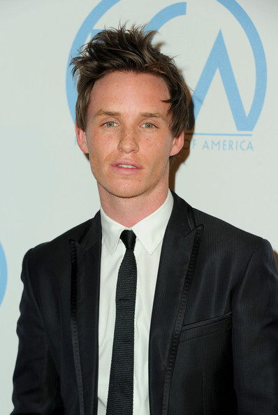 Eddie Redmayne Actor Eddie Redmayne arrives at the 22nd Annual    Eddie Redmayne