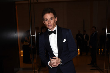 Eddie Redmayne amfAR Inspiration Los Angeles Dinner
