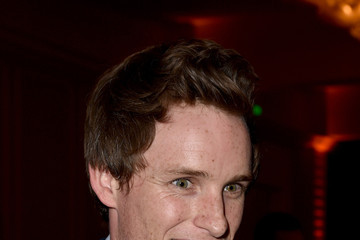 Eddie Redmayne Hollywood Foreign Press Association's Grants Banquet — Part 2