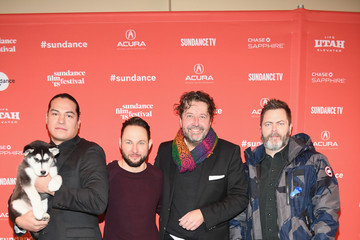 Eddie Spears 2018 Sundance Film Festival - 'White Fang' and 'Hedgehog's Home' Premieres