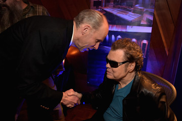 Eddie Stubbs Ronnie Milsap's Birthday Celebration At Ronnie's Place Studio, Black River Entertainment