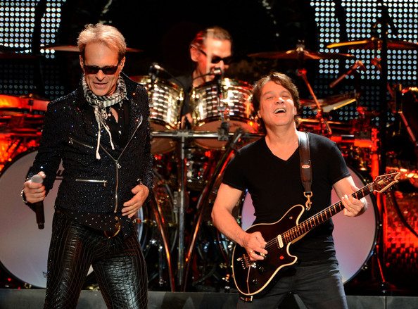 Eddie Van Halen - Van Halen And Kool & The Gang Perform At The Staples Center