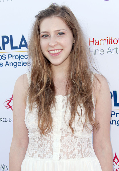 Eden Sher website