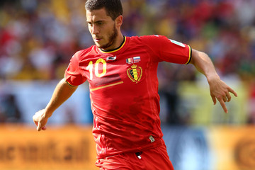 Eden Hazard Belgium v Russia: Group H - 2014 FIFA World Cup Brazil