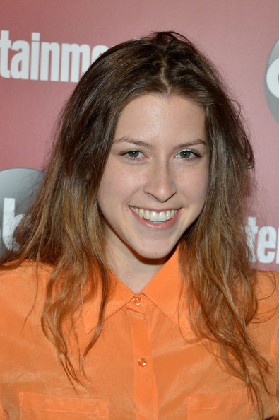 Eden sher eden sher attends the entertainment weekly amp abc tv upfronts