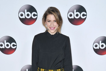 Eden Sher 2016 Winter TCA Tour - Disney/ABC - Arrivals
