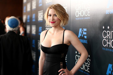 Eden Sher 5th Annual Critics' Choice Television Awards - Red Carpet