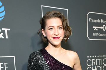 Eden Sher The 24th Annual Critics' Choice Awards - Red Carpet