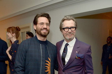 Edgar Ramirez Paul Smith Holds An Intimate Dinner With Gary Oldman At The Chateau Marmont Penthouse