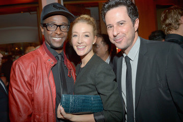 Edi Gathegi Audi Kicks Off Golden Globes Week 2013