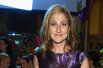 Edie Falco ASPCA'S 18th Annual Bergh Ball Honoring Edie Falco And Hilary Swank - Reception