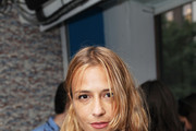 Charlotte Ronson attends the Edie Parker presentation during Spring 2016 New York Fashion Week on September 10, 2015 in New York City.