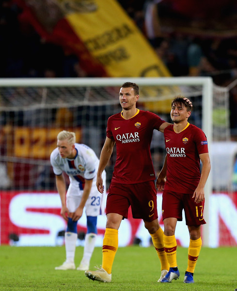 AS Roma vs. CSKA Moscow - UEFA Champions League Group G