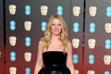 Edith Bowman EE British Academy Film Awards - Red Carpet Arrivals