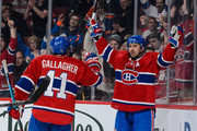 Tomas Plekanec and Brendan Gallagher Photos Photo