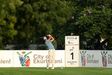 Edoardo Molinari BMW South African Open Championship - Day Two