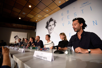 Edouard Weil 'Love' Press Conference - The 68th Annual Cannes Film Festival