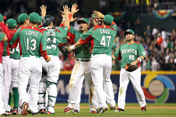 Eduardo Arredondo World Baseball Classic - Pool D - Mexico v United States
