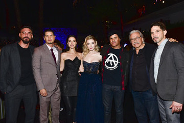 Edward James Olmos Sarah Bolger Premiere Of FX's 'Mayans M.C.' - After Party