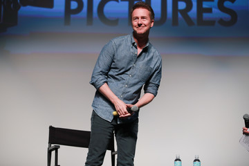 Edward Norton 31st Annual Palm Springs International Film Festival - Talking Pictures Screening 'Motherless Brooklyn'