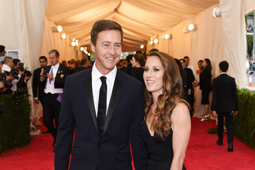 Edward Norton Red Carpet Arrivals at the Met Gala — Part 3