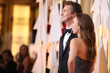 Edward Norton Arrivals at the 87th Annual Academy Awards — Part 2