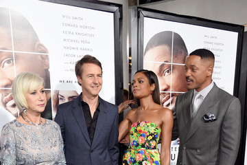 Edward Norton 'Collateral Beauty' World Premiere - Red Carpet