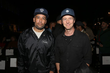 Edward Norton Premiere Of A24's 'Mid90s' - After Party
