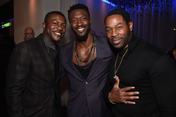Edwin Hodge Paramount Pictures' 'What Men Want' Premiere - After Party