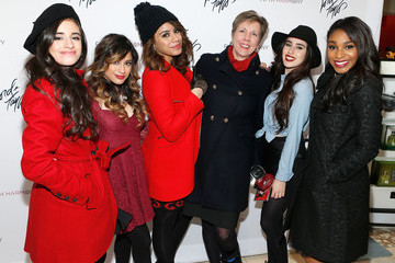 Eileen DiLeo Lord & Taylor Flagship Holiday Window Unveiling