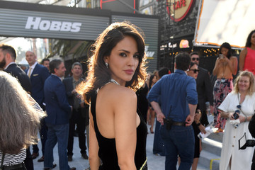 Eiza González Premiere Of Universal Pictures' 'Fast And Furious Presents: Hobbs And Shaw'
