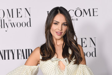 Eiza González Vanity Fair and Lancôme Women In Hollywood Celebration