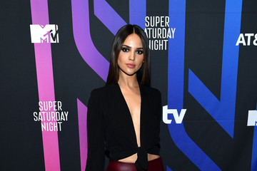 Eiza González AT&T Super Saturday Night - Arrivals