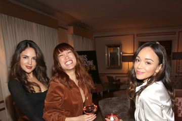 Eiza González Tings Magazine Private Dinner at the Private Residence of Jonas Tahlin, CEO of Absolut Elyx