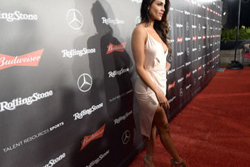 Eiza Gonzalez Rolling Stone Live: Houston Presented by Budweiser and Mercedes-Benz. Produced in Partnership With Talent Resources Sports. - Arrivals