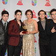 El Bebeto The 13th Annual Latin GRAMMY Awards - Press Room