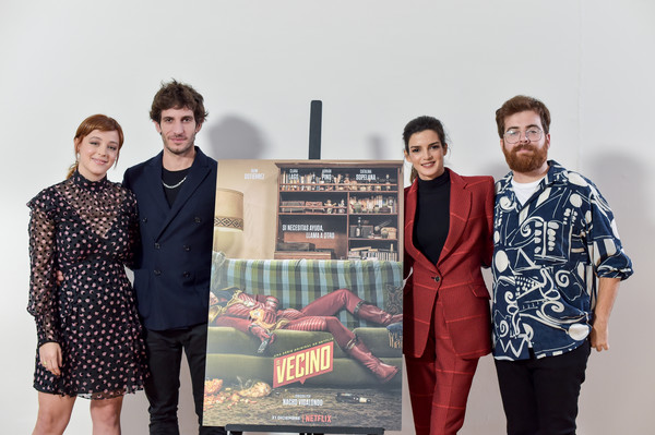 'El Vecino' By Netflix Presentation At Gijon International Film Festival