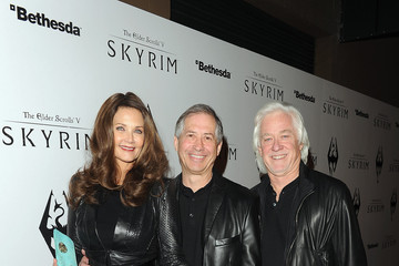 Robert A. Altman The Elder Scrolls V: Skyrim Official Launch Party - Red Carpet