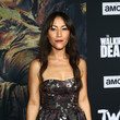 Eleanor Matsuura 'The Walking Dead' Premiere And Party