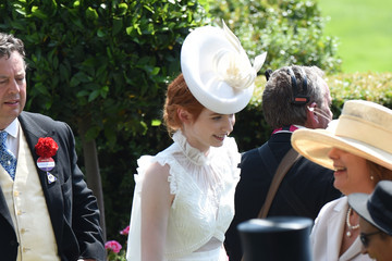 Eleanor Tomlinson Royal Ascot 2017 - Day 2